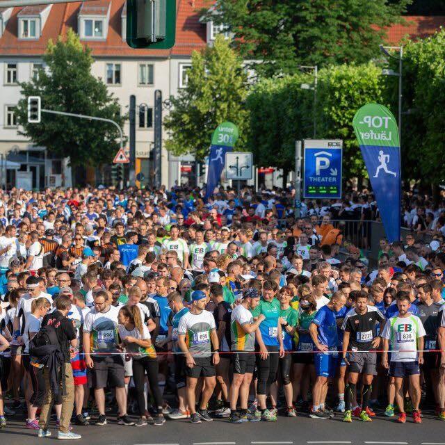 Run Thüringer Unternehmenslauf