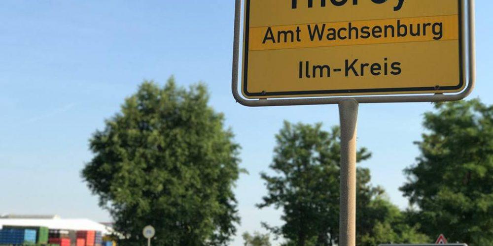 Niederlassung Ilmenau zieht um!