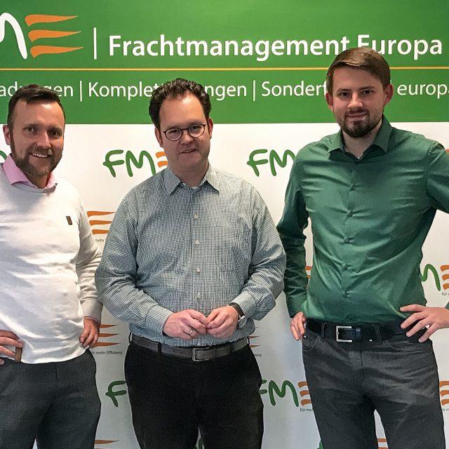 Thüringer Bundestagsabgeordneter Tankred Schipanski zu Besuch bei FME