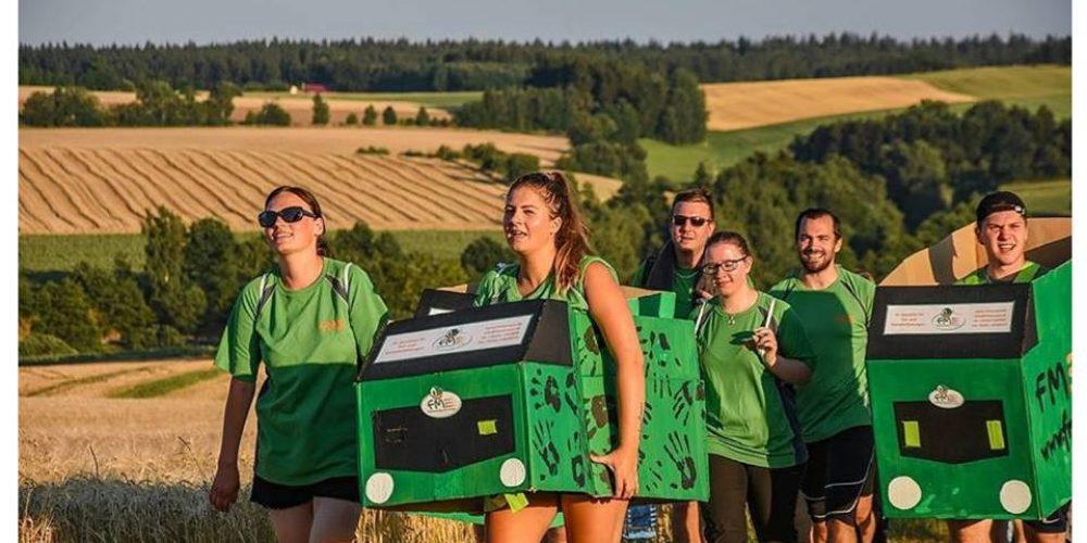Firmenlauf der Frankenpost in Regnitzlosau
