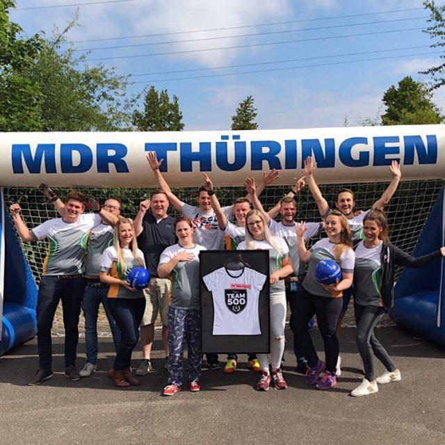 Besuch vom MDR Thüringen